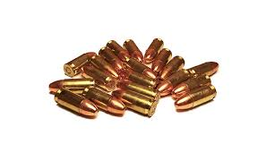 Handgun ammo